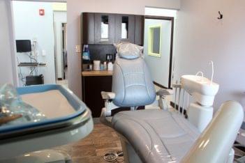 Advanced Dental Designs Perkasie PA dentist chair