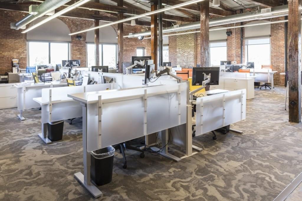 Alpha Office Supplies Inc Philadelphia, PA cubicles office floor