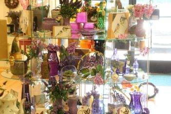 Bakanas Flowers And Gifts Marlton NJ merchandise display