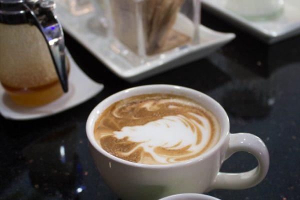 Cafe V Philadelphia PA coffee
