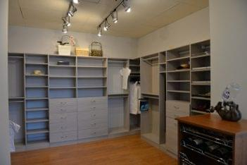 California Closets Anchorage AK shelves