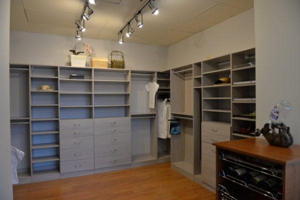 California Closets Anchorage AK shelves