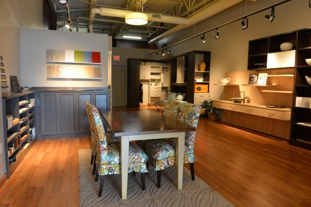 California Closets Columbus OH furnishing