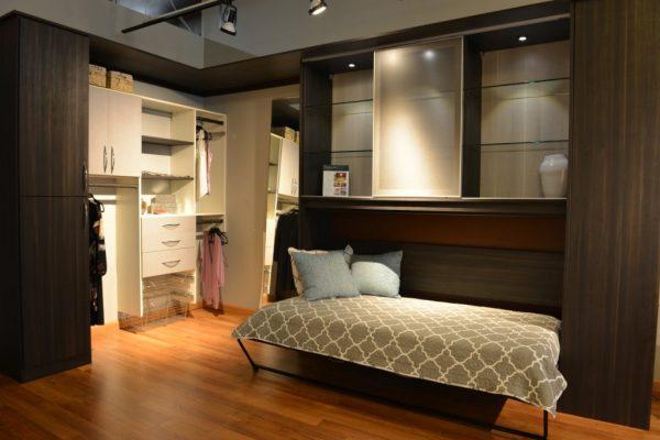 California Closets Columbus OH murphy bed
