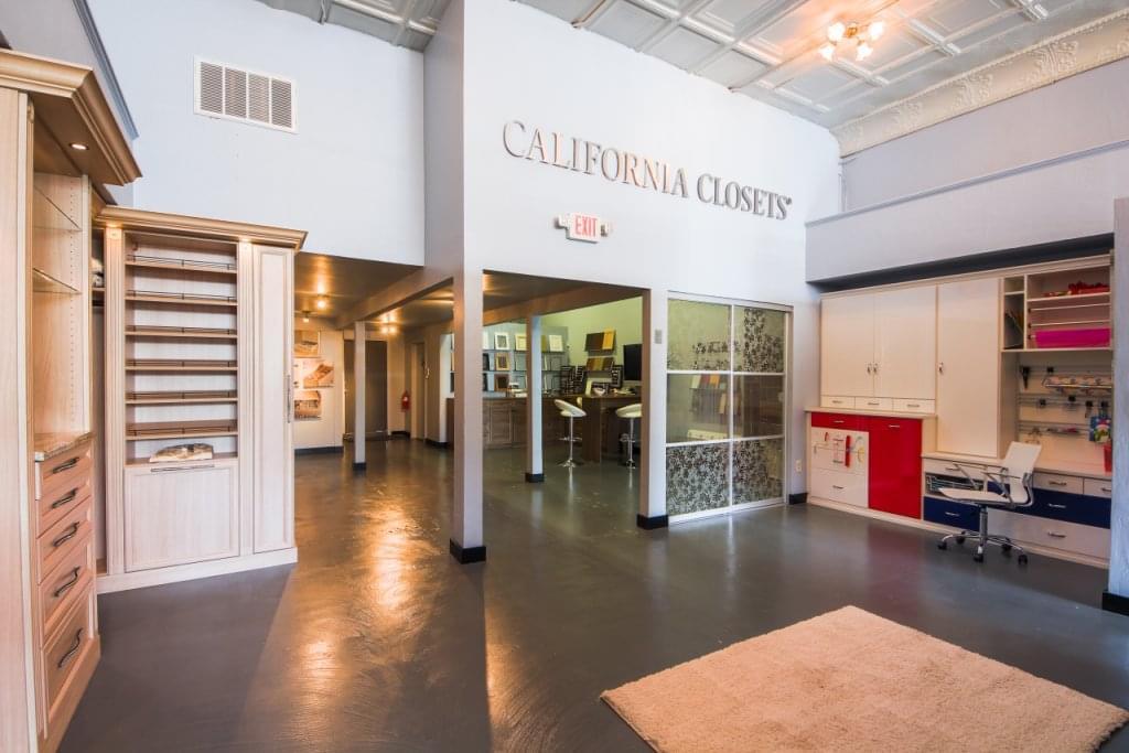 California Closets Edmond OK interior furnishing