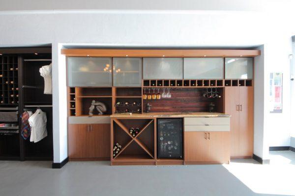 California Closets Edmond OK shelves and cupboards