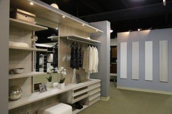 California Closets Hawthorne NY coat rack