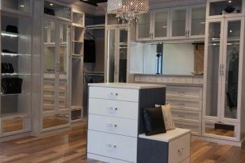 California Closets Indianapolis IN cabinets dresser