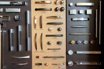 California Closets Lancaster PA door handles