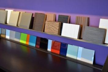 California Closets Overland Park KS panel display