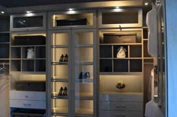 California Closets Overland Park KS shelves