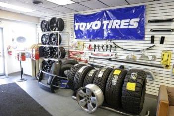 Camper Bob's Lumberton NJ tires