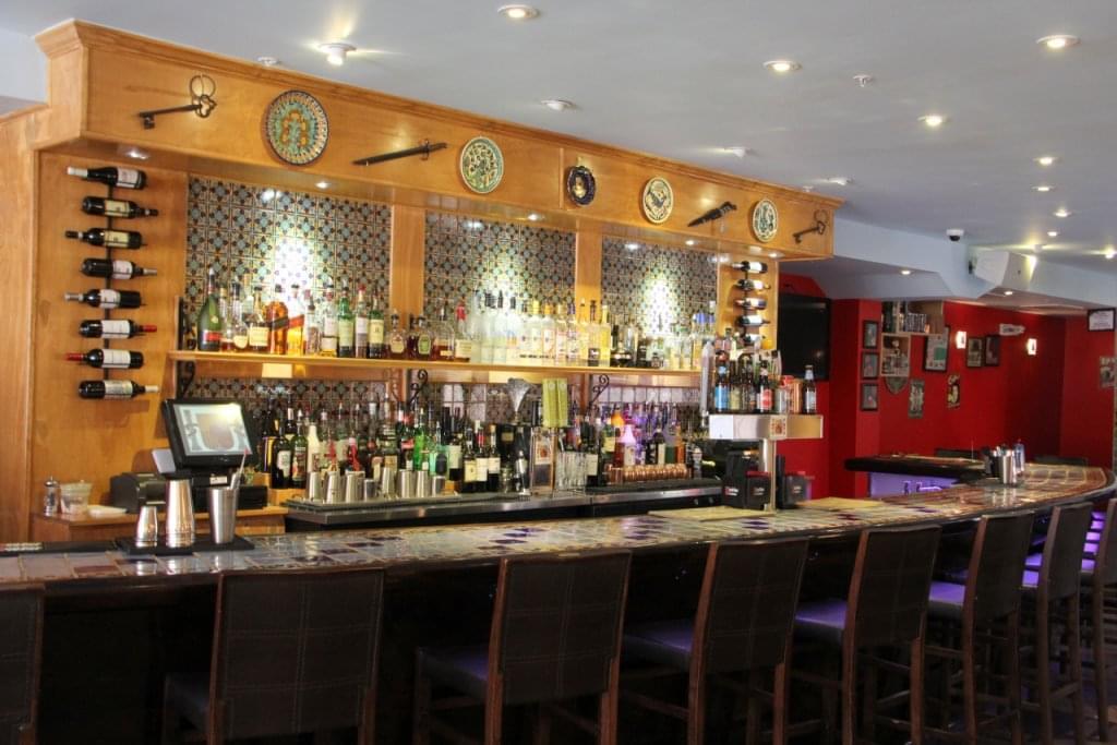 City Cafe & Bar New Brunswick NJ bar