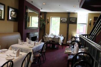 D'Angelo's Ristorante Italiano Italian Restaurant Philadelphia PA seating tables
