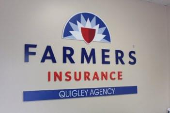 Farmers Insurance Thomas Quigley Haddon Heights NJ logo
