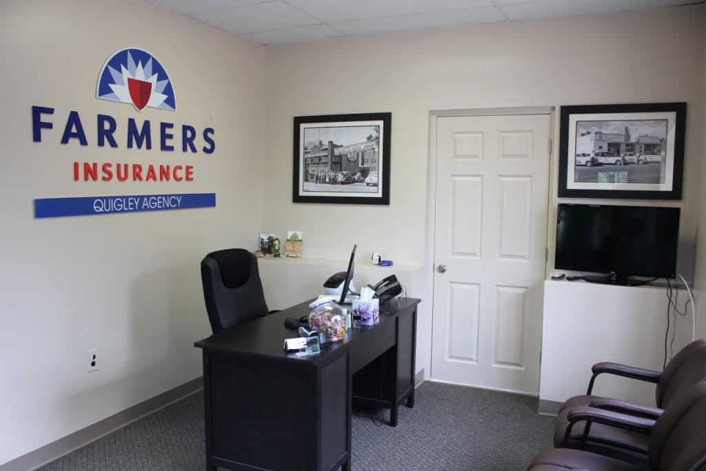 Farmer's Insurance, Thomas Quigley – See-Inside Insurance, Haddon Heights, NJ