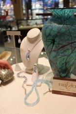 Fire & Ice Philadelphia PA Jewelery necklace vase