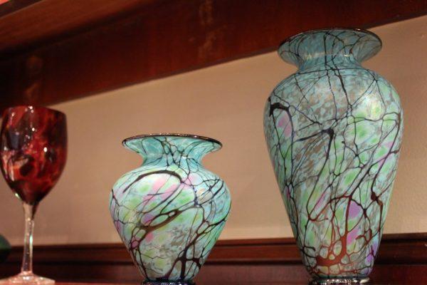 Fire & Ice Philadelphia PA Jewelery vases