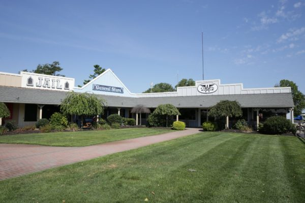 Flying W Medford NJ airport resort general store