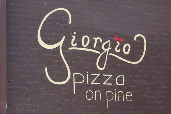 Giorgio Pizza on Pine Philadelphia PA logo
