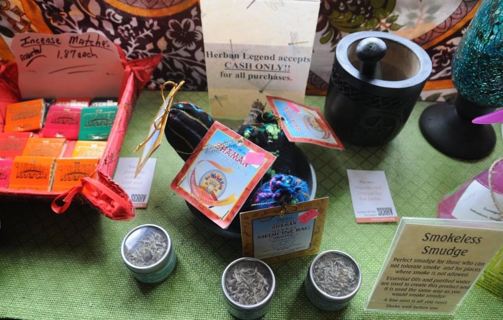 Herban Legend – See-Inside Boutique, Smithville, NJ