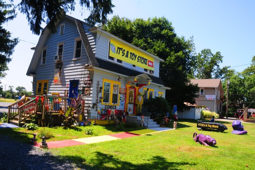 It's A Toy Store – See-Inside Retail Shop, Richland, NJ