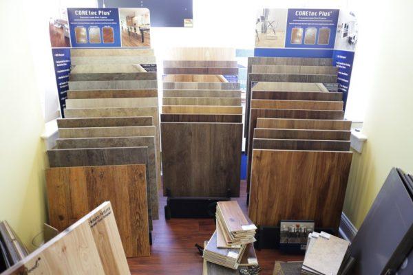 Jake Tiver Floor Coverings Medford NJ wood flooring samples