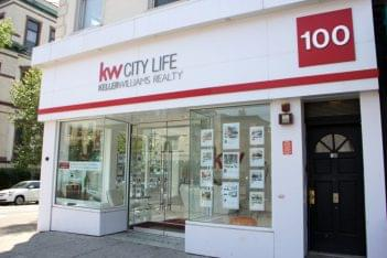 Keller Williams City Life Realty Hoboken NJ store front