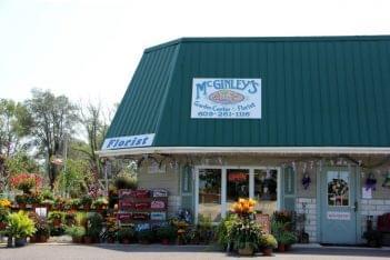 Mc Ginleys Garden Center Lumberton NJ florist store front