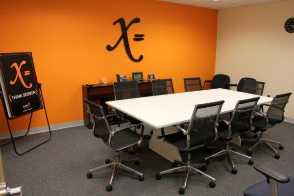NetElixir Inc Princeton NJ conference room table