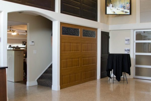 RW Garage Doors Vacaville CA display