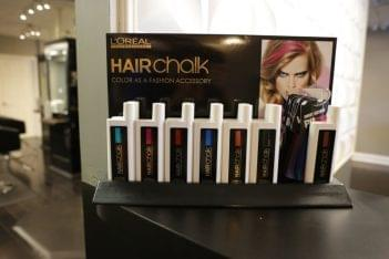 Salon Joseph Kenneth Marlton NJ hair salon loreal hair chalk