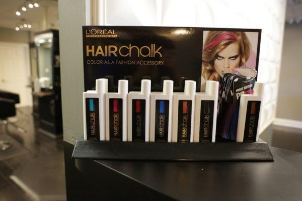 Salon Joseph Kenneth Marlton NJ hair salon loreal hair chalk