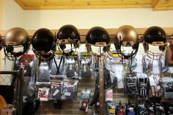 Sport Specialties Haddon Heights NJ football helmets sports equipment