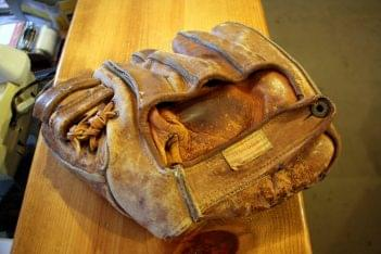 Sport Specialties Haddon Heights NJ sports equipment vintage baseball mitt
