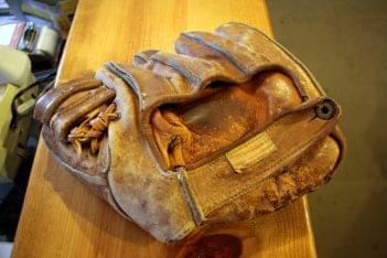 Sport Specialties Haddon Heights NJ sports equipment vintage baseball mitt