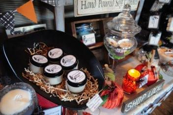 The Candlewyck Cottage Absecon NJ scented candles