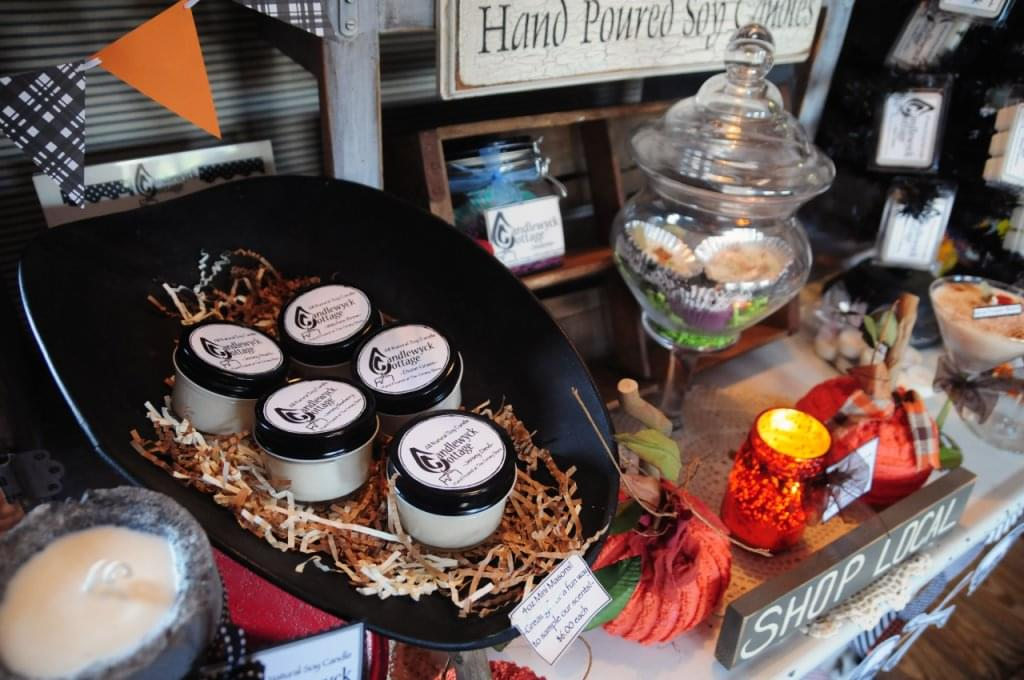 The Candlewyck Cottage – See-Inside Candle Store, Absecon, NJ