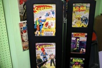 The Comic Station Haddon Heights NJ vintage superman batman comics comic books