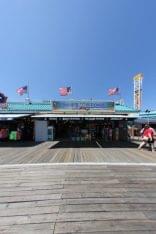 The Dollar Store Ocean City NJ boardwalk store front