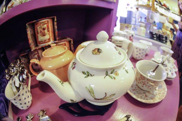 Through The Looking Glass Absecon NJ tea pot set