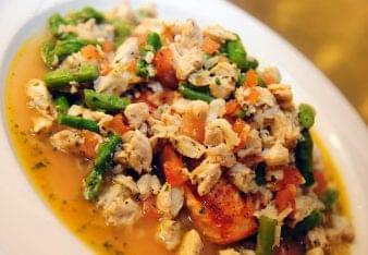 Villa Fazzolari Buena NJ Italian Restaurant fish dish