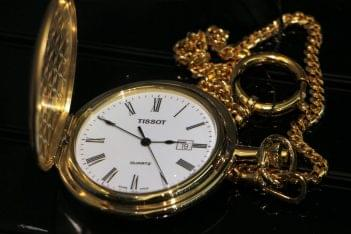 Watch World Philadelphia PA fob gold time piece