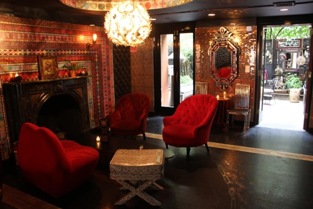 Cibar Lounge – See-Inside Bar & Restaurant, New York, NY