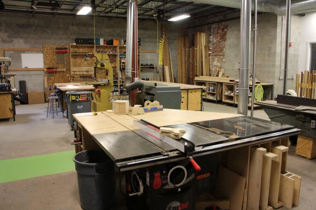 NextFab North Fourth – See-Inside Workshop, Philadelphia, PA