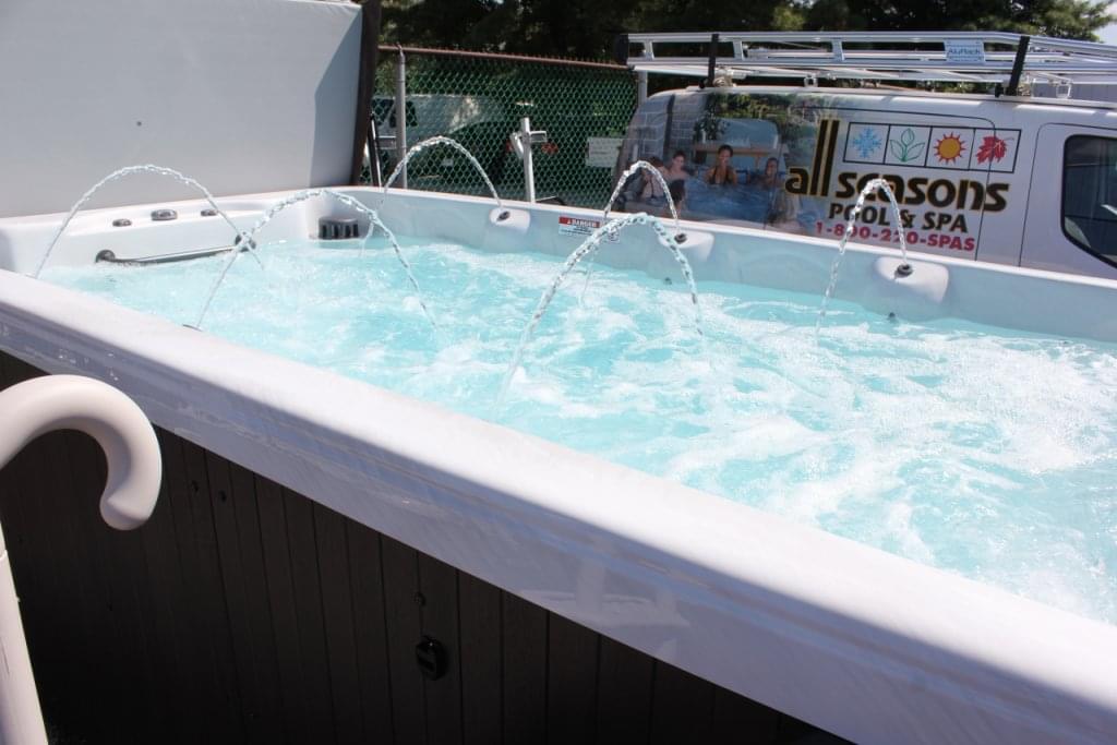 All Seasons Pool & Spa – See-Inside Spa & Pool, Cherry Hill, NJ
