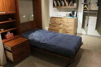 California Closets Camp Hill PA murphy bed