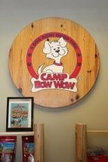 Camp Bow Wow Cherry Hill NJ dog day care center logo