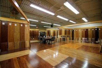 Dan Higgins Wood Flooring Medford NJ showroom