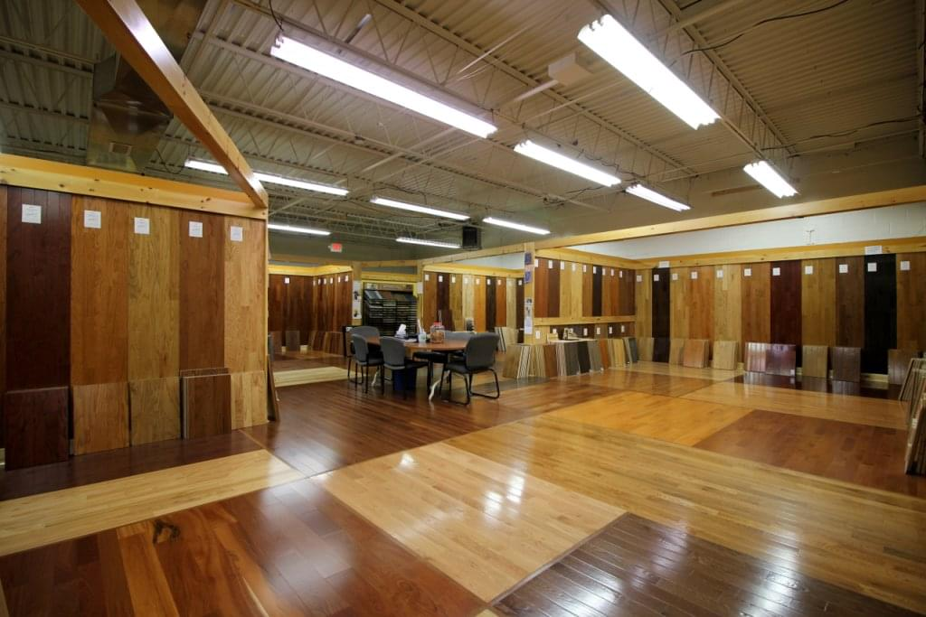 Dan Higgins Wood Flooring Medford NJ showroom - Dan Higgins Wood Flooring, Medford NJ - See-Inside Home